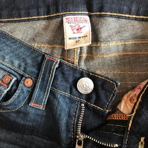True Religion Jeans - True Religion Section Joey Seat Stretch Jeans
